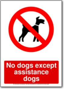 picture relating to No Pets Allowed Except Service Animals Sign Printable called free of charge printable no pet dogs unless of course istance canines prohibition