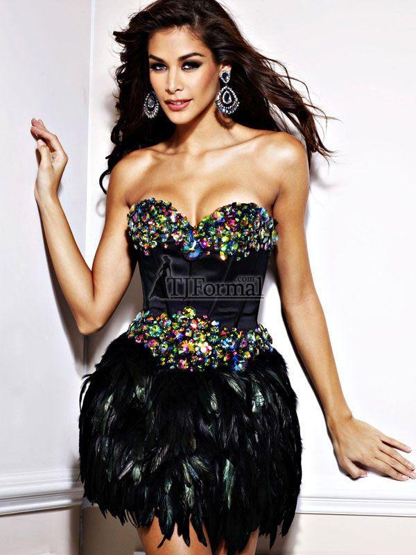 Rocker Prom Dress imgarcade.com | dresses | Pinterest | Rockers ...