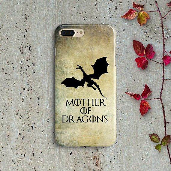 Game of Thrones Mother of Dragons iphone case