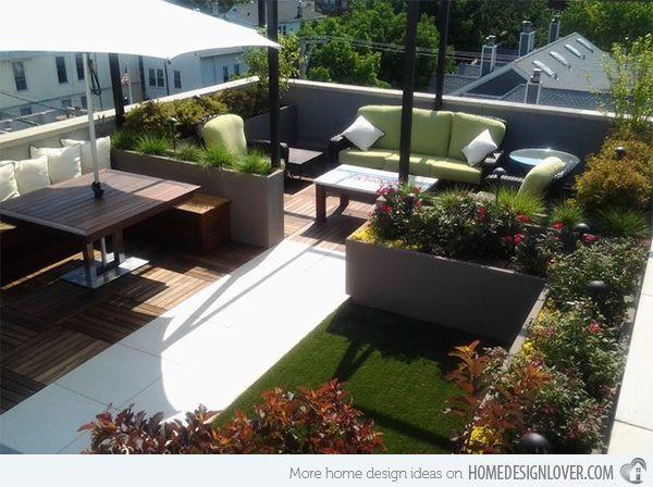 idee aménagement de terrasse | Déco maison | Pinterest ...