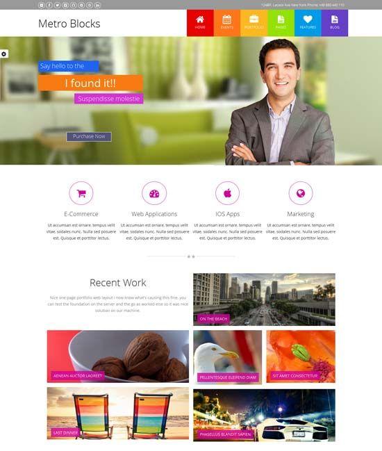 35 Best Responsive Drupal 7 Themes Free And Premium Drupal Web Development Design Web Design Resources