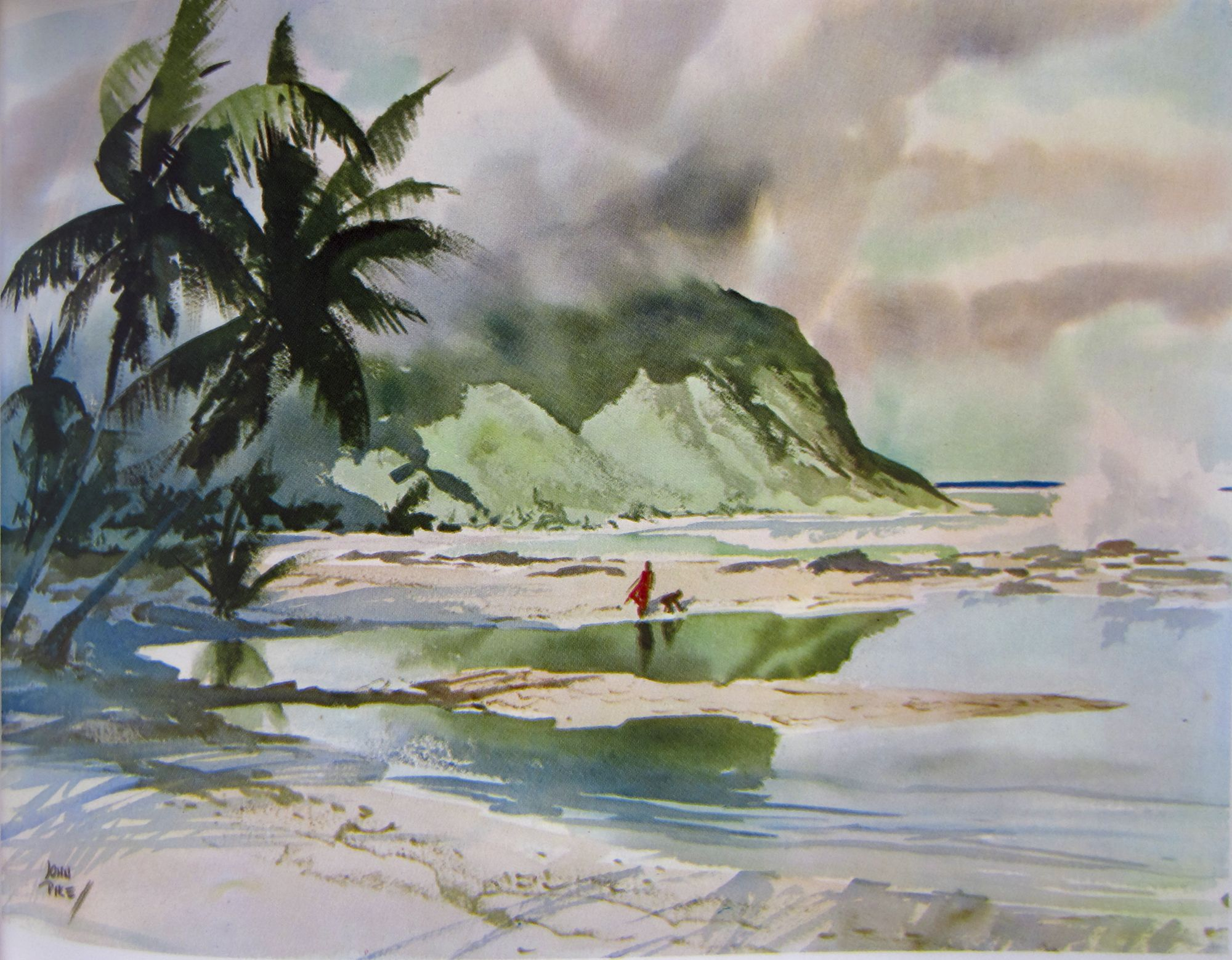 John Pike watercolor. | Art - Traditional | Pinterest | Aquarell ...