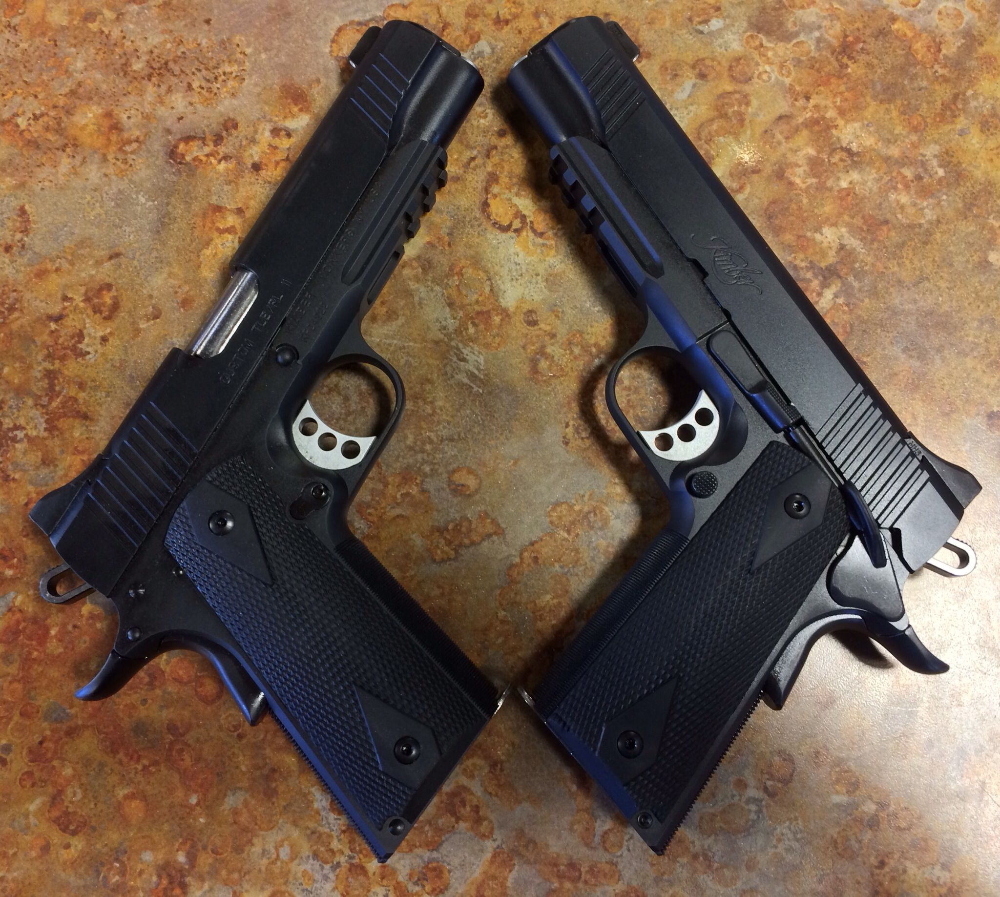 Just got in a pair of Kimber TLE/RL II in 10mm!! Valentines