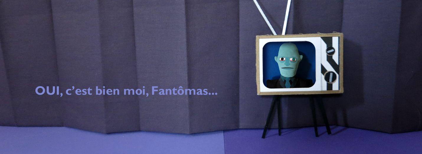 Fantômas by Zélie