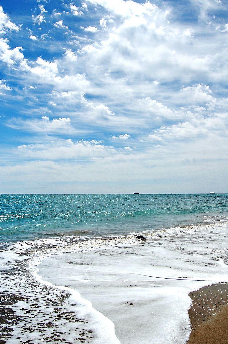 Playa En Castellón De La Plana Paisajes De España Castellon De La Plana Playas Del Mundo