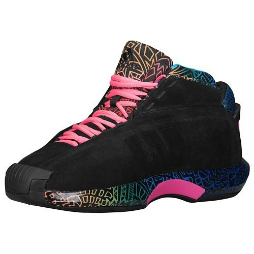 newest collection 8e42d fd98a ADIDAS CRAZY 1 SUEDE TRIBAL GRADIENT BLACK PINK BLUE KOBE 199.00