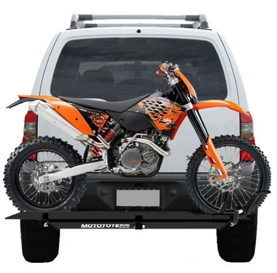 Details About Mototote Moto Tote Dirt Bike Motorcycle Carrier
