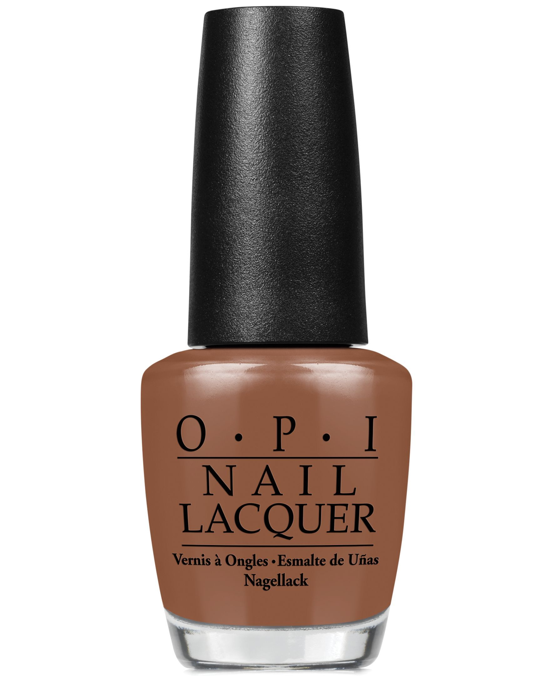 Opi Nail Lacquer, Ice-Bergers & Fries