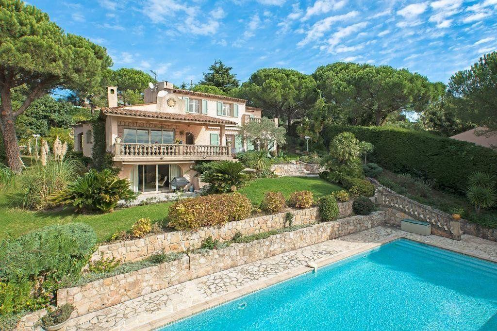 For Sale Villa Cannes Md2539824 Villa For Sale In Cannes Provence Alpes Cote D Azur France Cannes Provenceal Spanish Exterior Sale House Villa