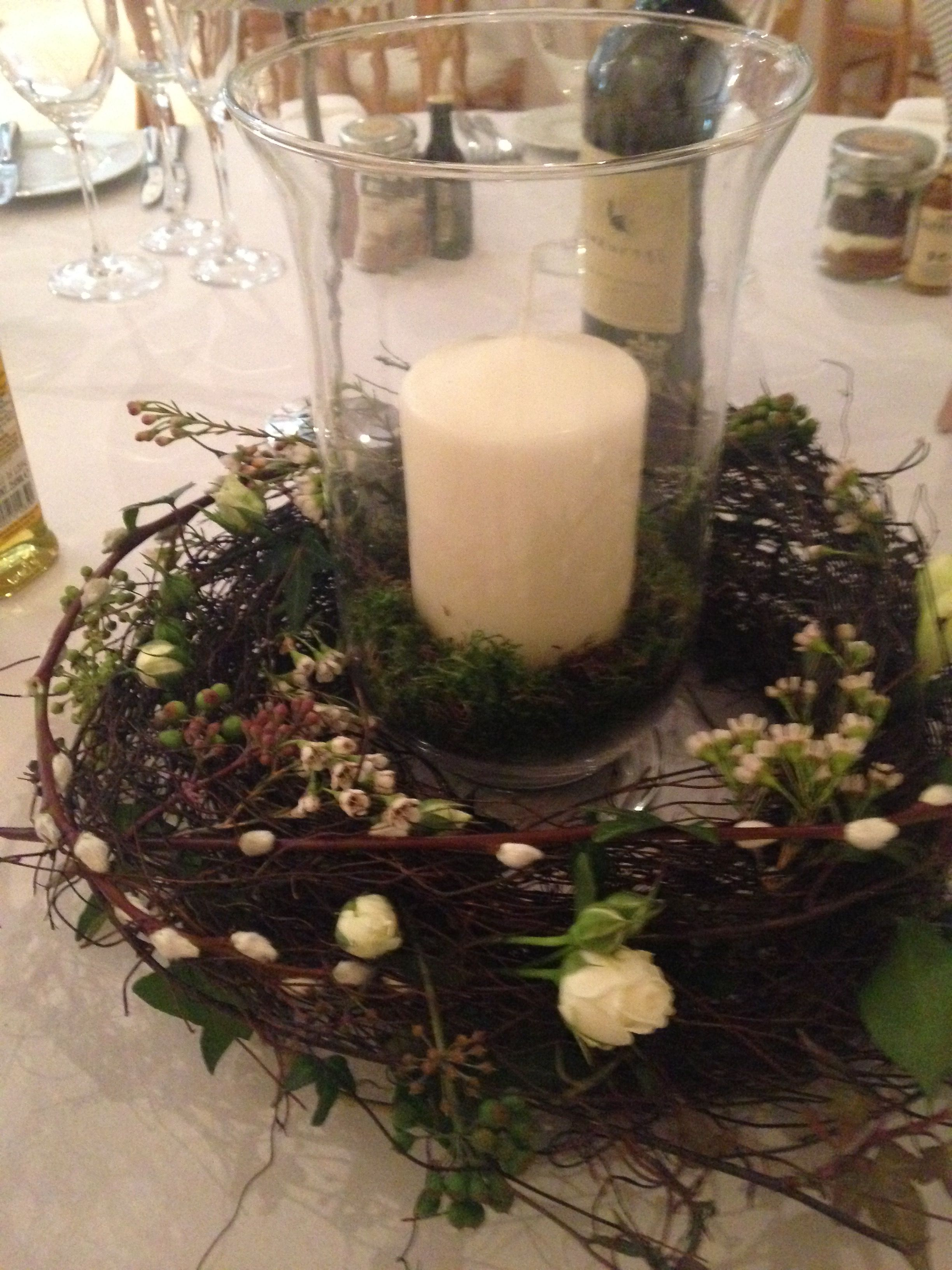 Table Centers, Cottages, Centerpieces, Country Homes, Cottage, Cabins, Farmhouse, Table
