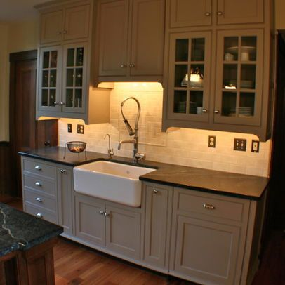 Benjamin moore fieldstone cabinet color paint colors for Best benjamin moore paint color for kitchen cabinets