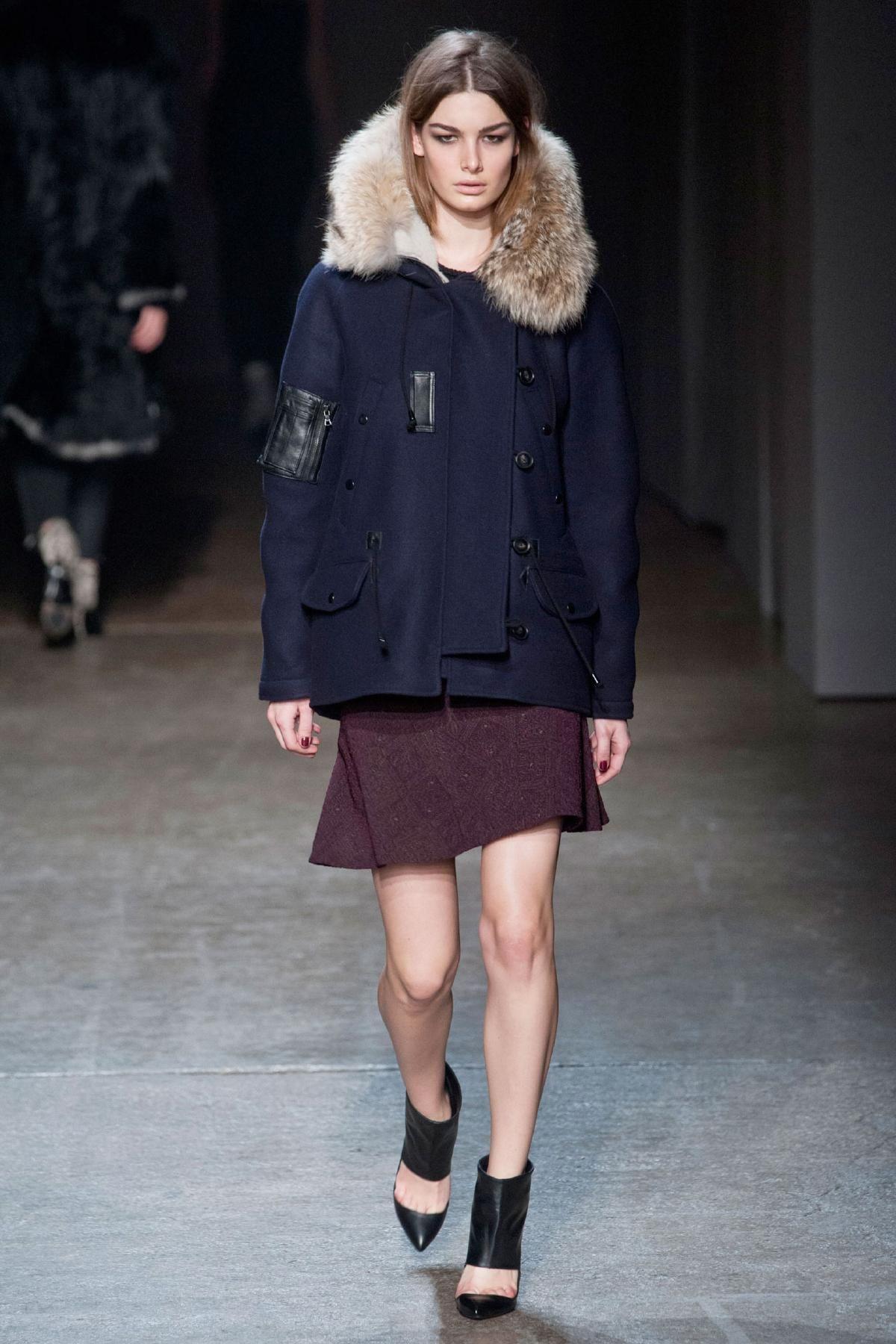 Yigal Azrouël Fall 2013 RTW Collection - Fashion on TheCut
