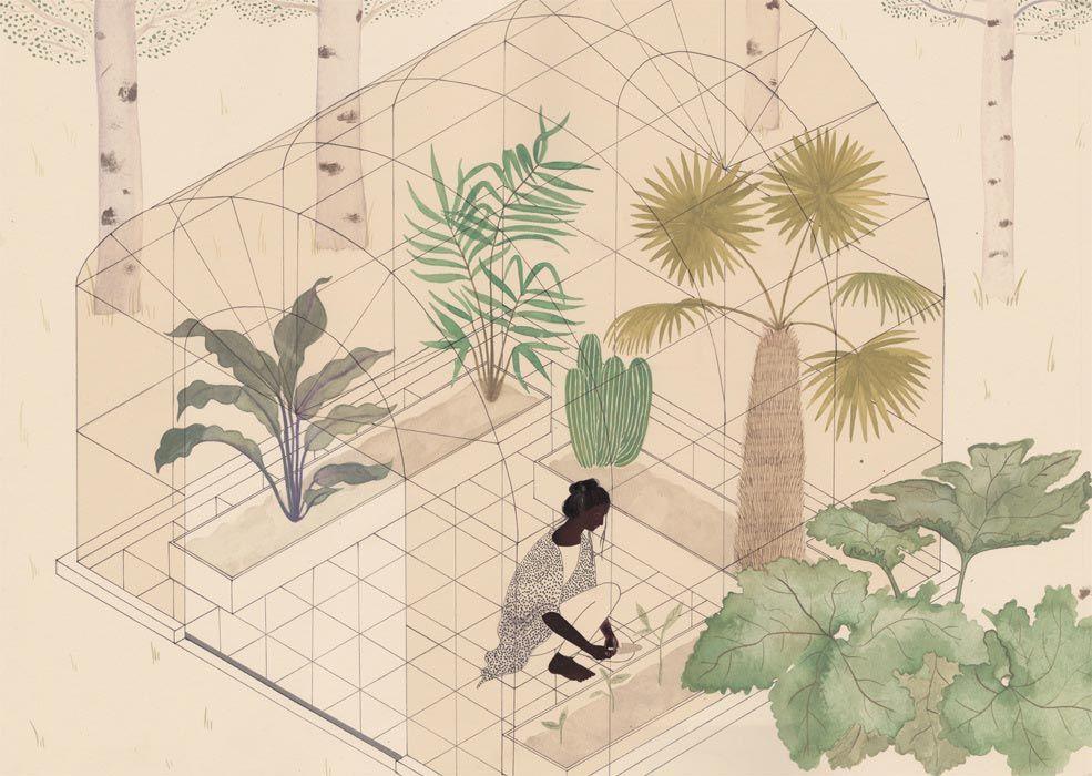 drawing oriental scenes - Buscar con Google
