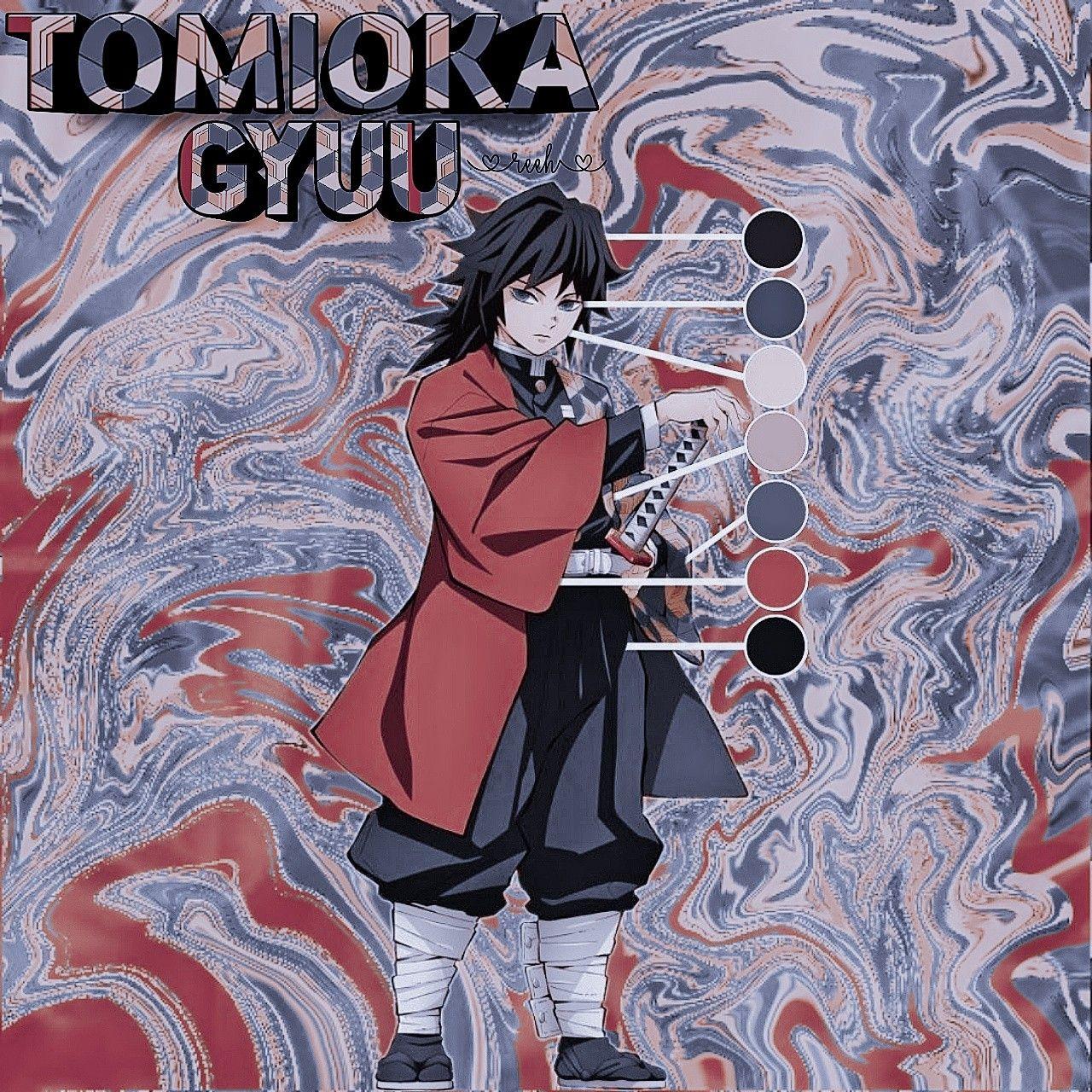 edit tomioka gyuu in 2020 Anime wallpaper, Anime, Iphone
