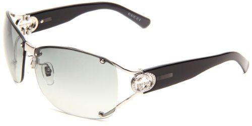 22b3b0013a8e8 Gucci Women s GUCCI 2820 F S Wrap Sunglasses