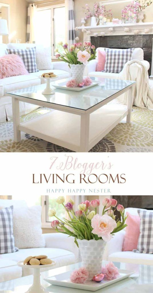 Photo of Restyle, Refresh 2017: 7 Great Living Room Design Ideas – Happy Happy Nester
