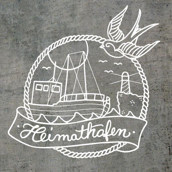Home - Heimathafen/ Design Tapeten online