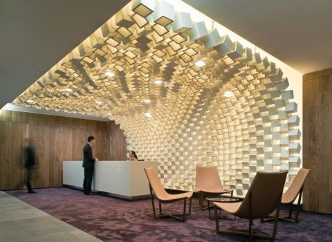 reception at clayton utz law firm canberra design institute of