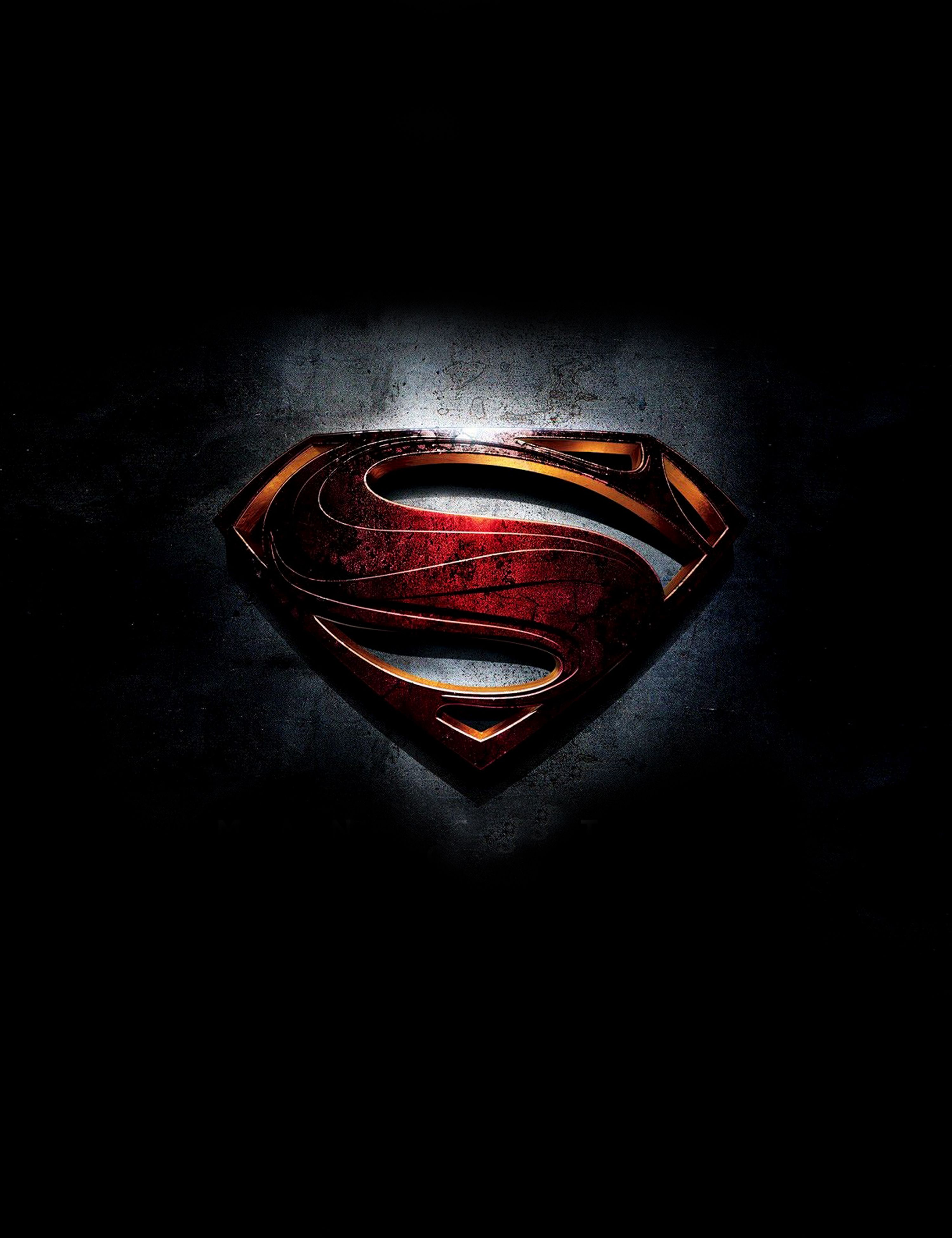 Superman Symbol For Hope Man Of Steel Wallpaper Superman