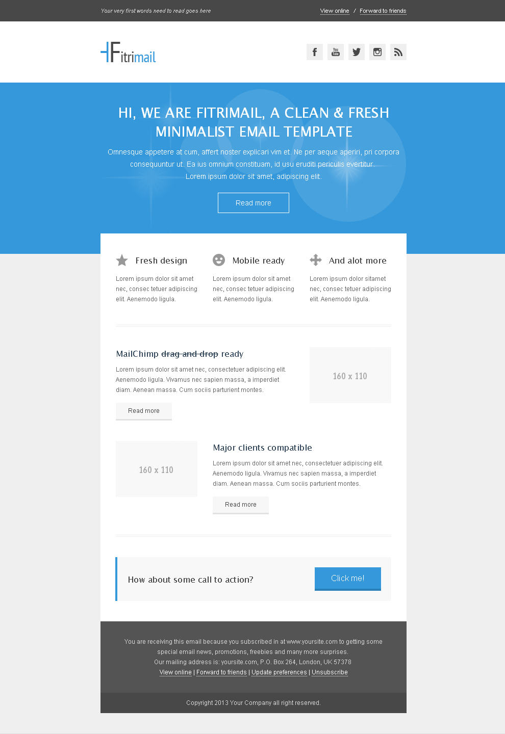 design-email-template-633.png (990×1440) | Web | Pinterest