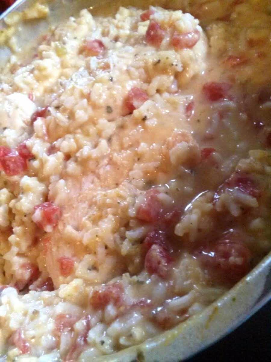 Chicken rice and rotel recipe rotel recipes cream