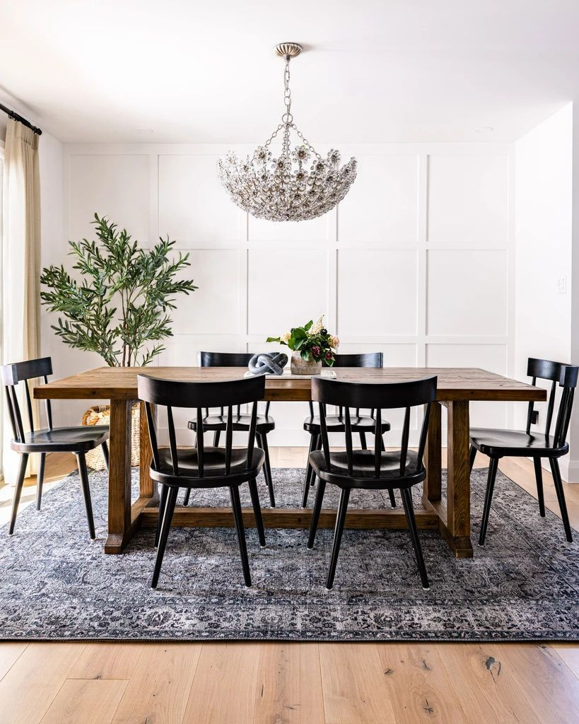 Modern Dining Room Ideas For Beautiful Gatherings Jane At Home Classic Dining Room Dining Room Artwork Modern Dining Room Beautiful dining rooms houzz