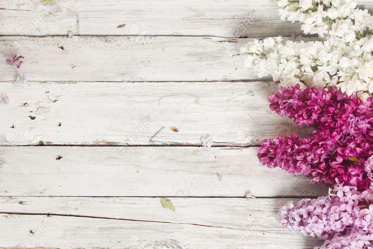 Fondo De Madera Vintage Con Flores Blancas Manzana Y: Fondo Madera Con Flores - Buscar Con Google