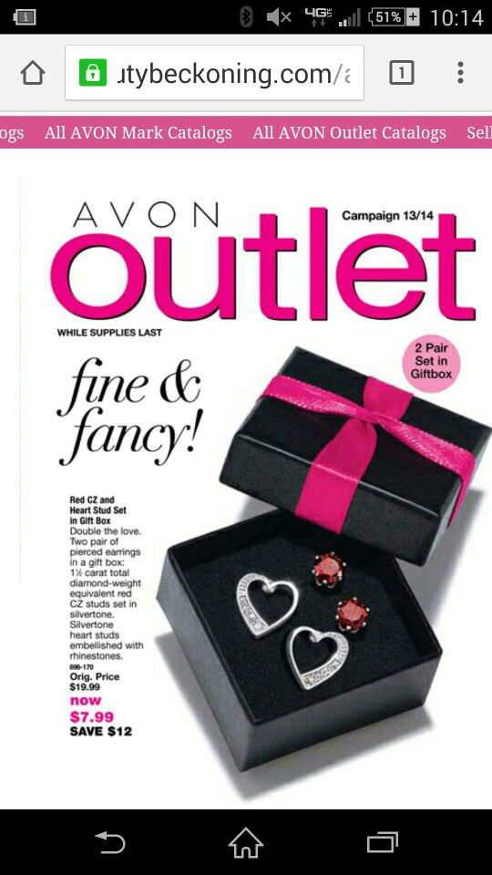 dd2a5ed4a1 SHOP AVON'S OUTLET TODAY! www.youravon.com/nloye Catalog Online, Avon