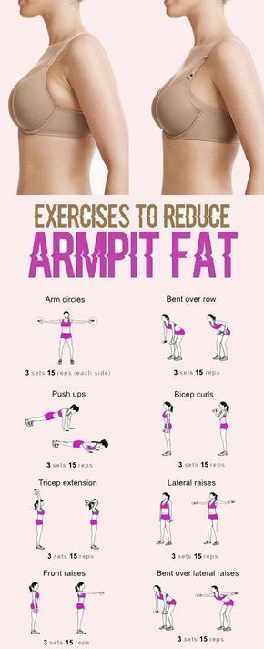 8 Simple and Effective Exercises To Lose Arm Fit Fat #workoutplans