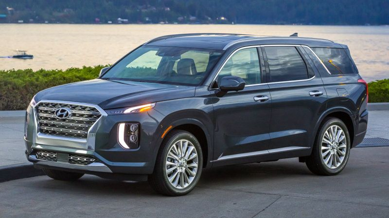 2020 Hyundai Palisade earns an IIHS TSP+ rating Hyundai