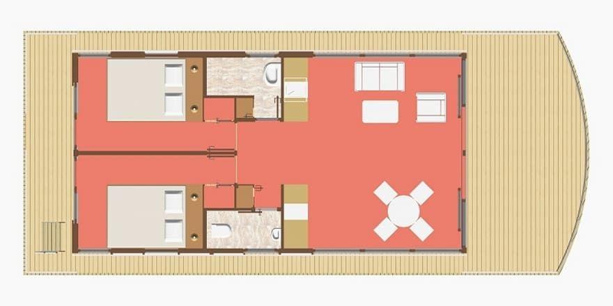 Hausboot von DieRaumgestalten.de Wohnung kaufen, Haus