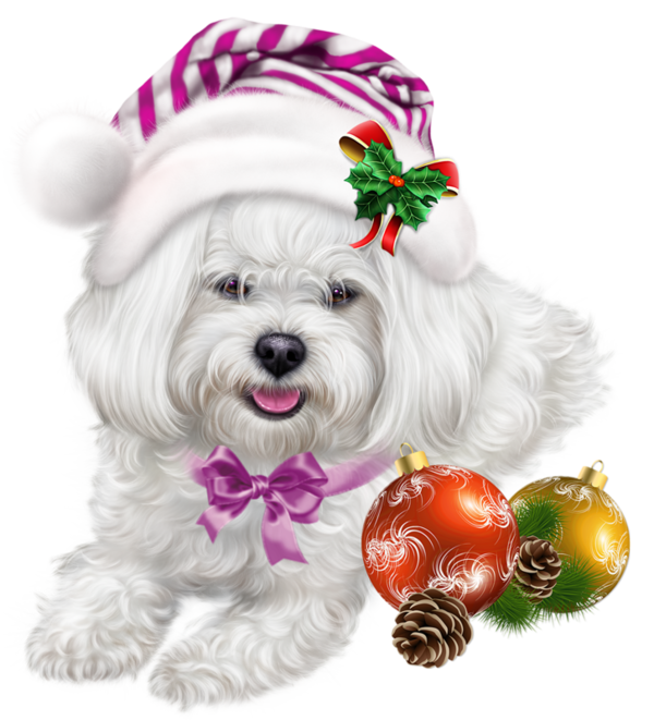 chiens dog puppies christmas and new year s clip art pinterest noel dessin noel et chien. Black Bedroom Furniture Sets. Home Design Ideas
