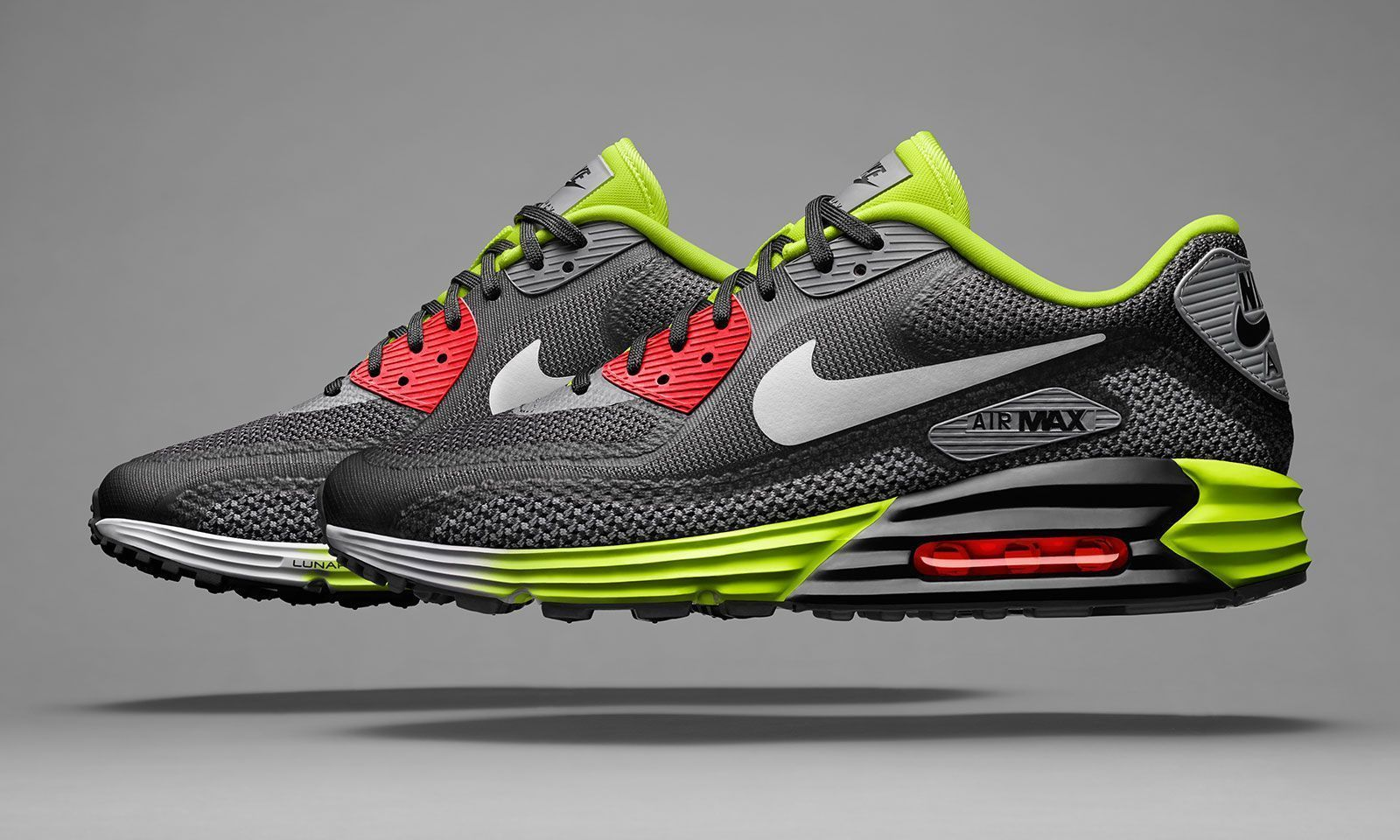nike air max lunar90 black
