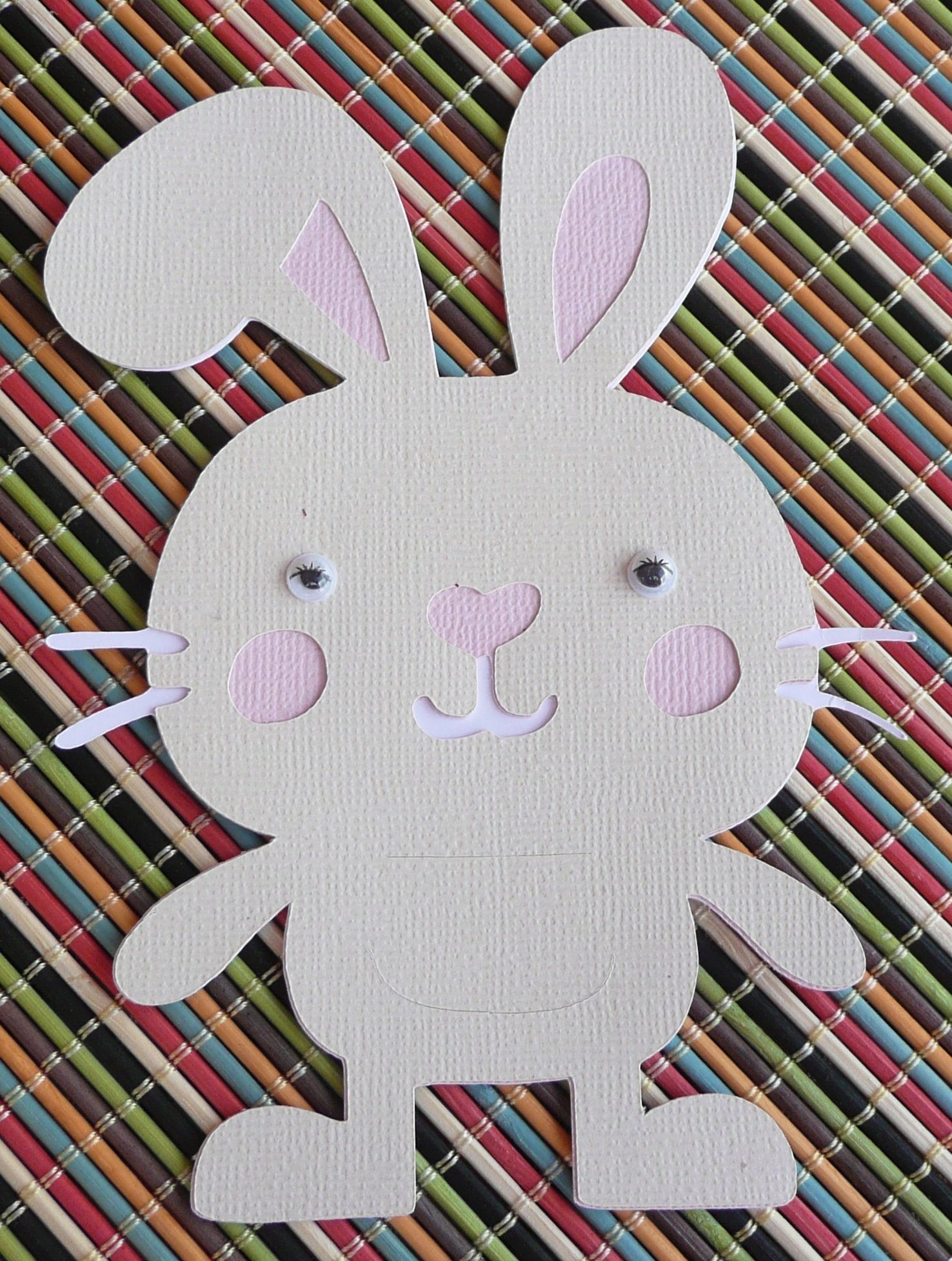rabbit party invitations - to order go to www.facebook.com ...