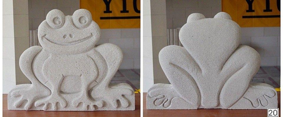 Skulpturgestaltung Mit Multipor In 20 Schritten Diy Stone