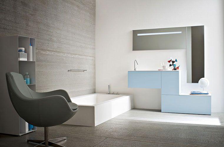 Mobili bagno colorati, Arredo bagno colorato | Espacio Baño | Pinterest
