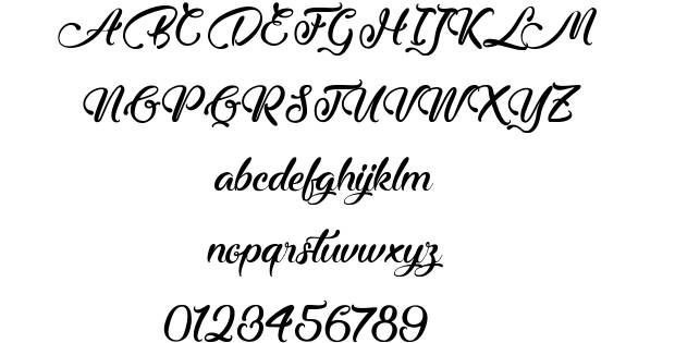 Looking For Midnight Valentine Font Download It Free At Fontriver