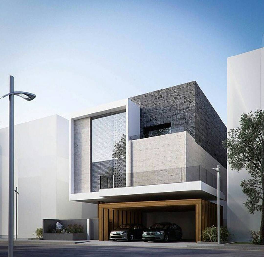 Pin By Mohamed O On Modern Villas: AL Sayedh Villa In 📍Kuwait