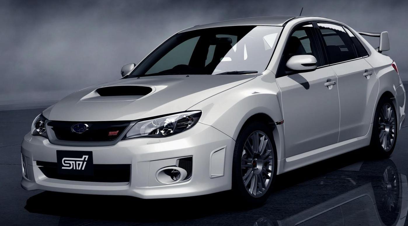 Subaru Impreza WRX STI Photos and Specs. Photo Impreza