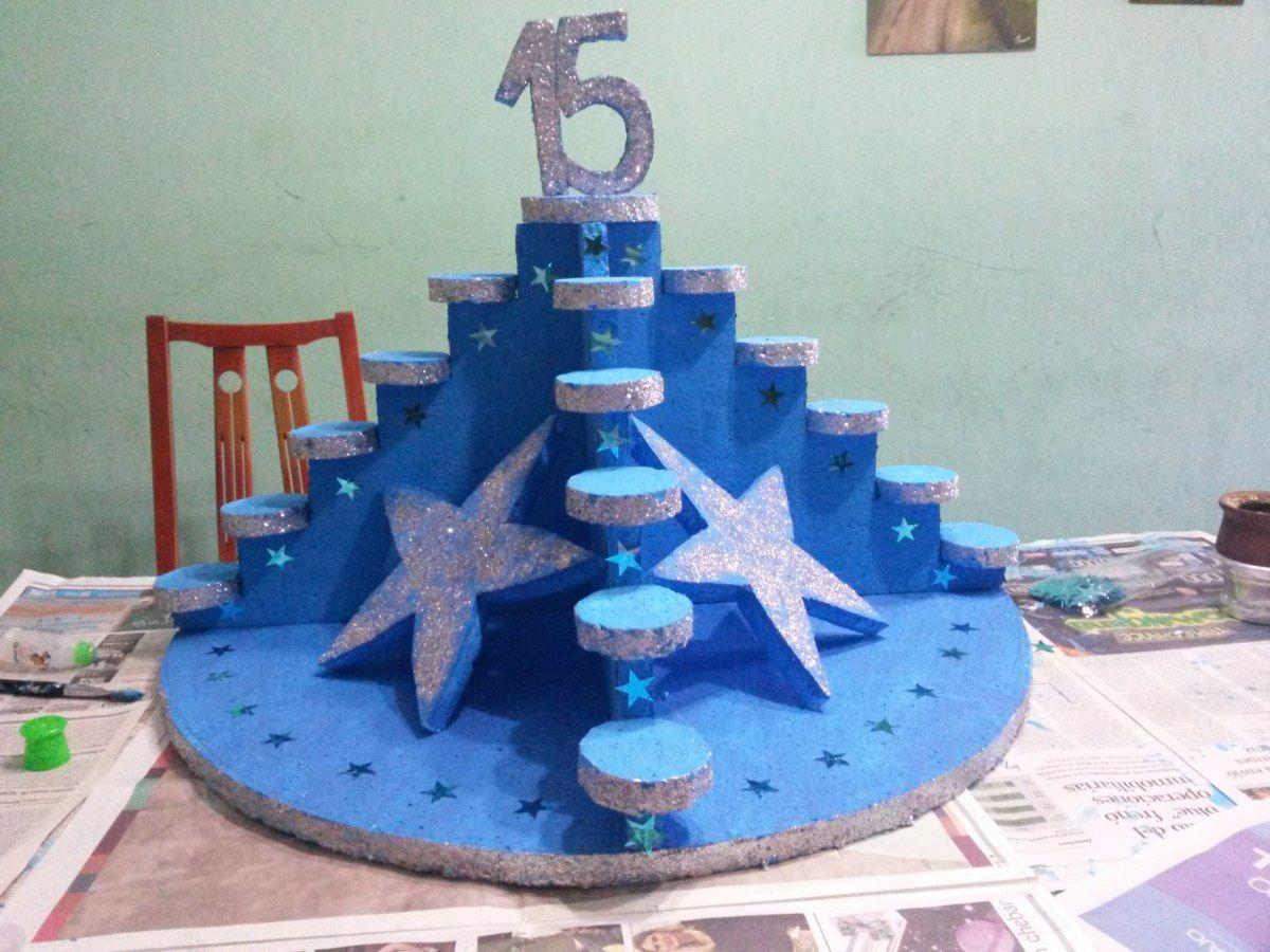 Como hacer centros de mesa para quince a os buscar con for Como hacer una fiesta de 15
