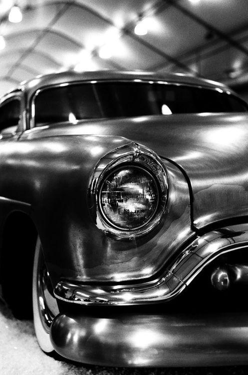 Custom early 50's Hudson Hornet = HEAVENLY!!!
