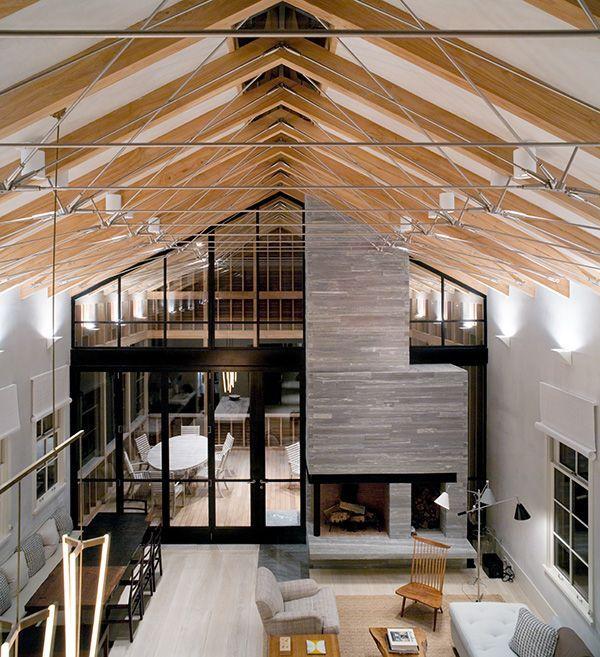 Barnhouse Lighting: Modern Barn Style Home Plans