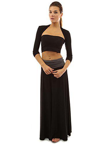 Multi style maxi dress