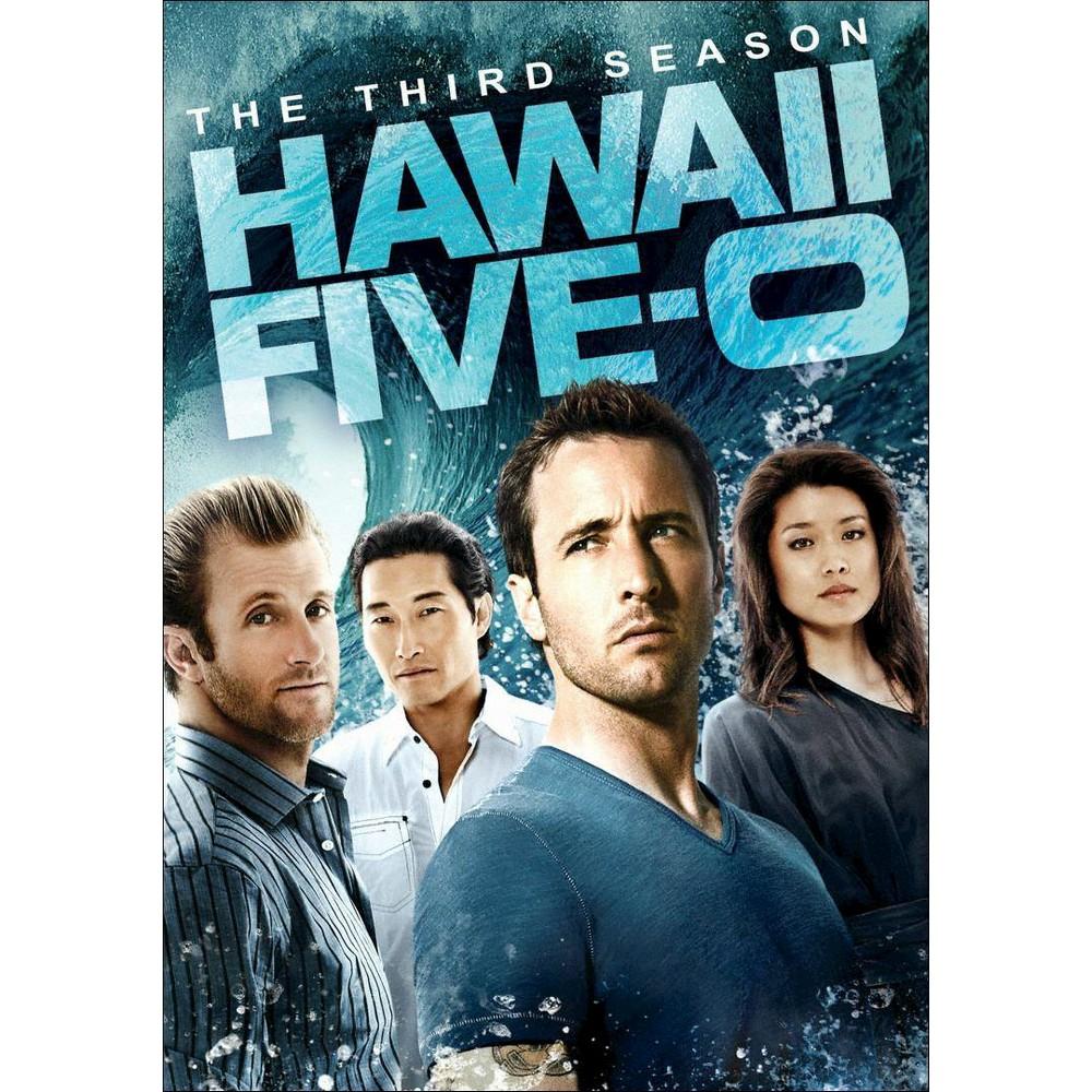 Hawaii Five O 2010 The Third Season Dvd Hawaii Five O