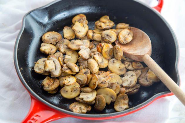 Easy+Sautéed+Mushrooms+Recipe