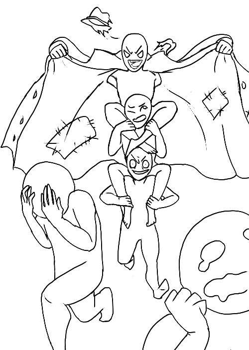 Draw the Squad 4 by TalortheGreat on DeviantArt