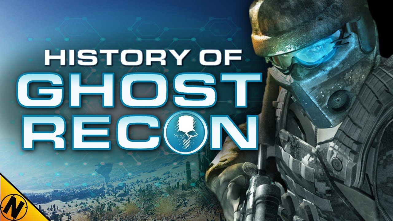 History of Ghost Recon (2001 2019) in 2020 History