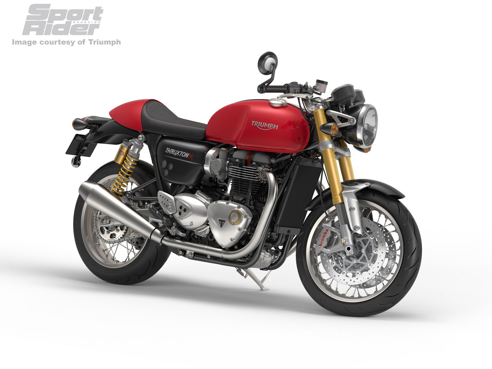 Triumph has announced a new lineup of five new models in its