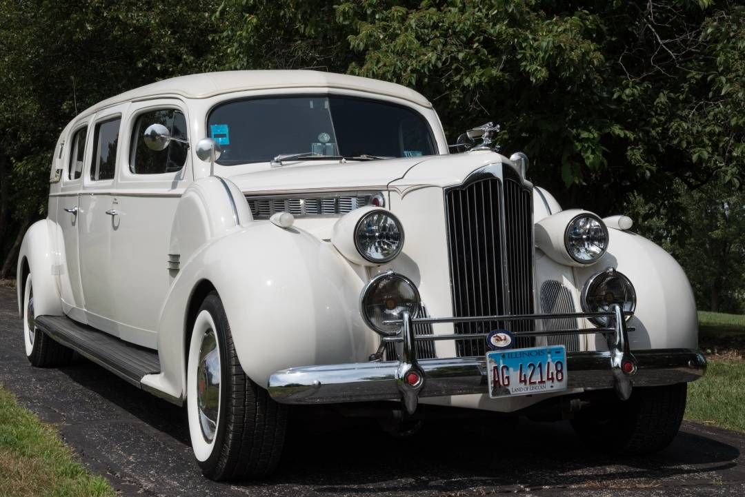 1940 Packard Limo | Old Rides 6 | Cars, 50s cars, Vintage cars