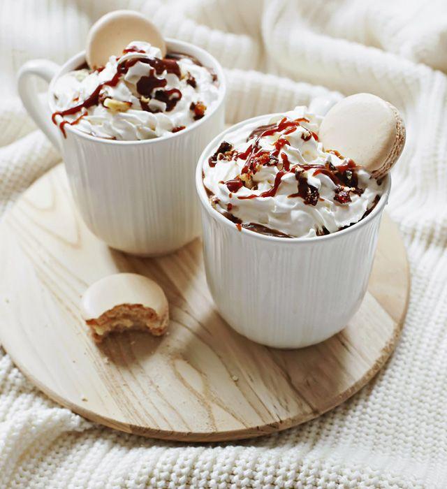 Hot Chocolate Drinks, Cold Brew Recipe
